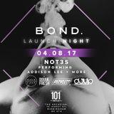 Bond Promo Mix - DJ VIP & DJAE CJAE