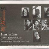 JS BACH - VI Brandenburgische Konzerte (1721) / live recording / Hippocampus Madrid