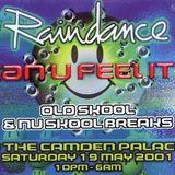 Lukozade LIVE @ Raindance - Camden Palace (KOKO), May 2001