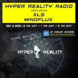 Hyper Reality Radio 096 – XLS & Mindflux