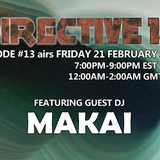 Makai's Mix for the Directive Show on Fnoob Techno Radio [21.02.2014]