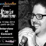 Dyna'JukeBox - Dyna'View - Mardi 13 Mai 2014 - Interview Paris Obscur