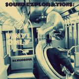 Sound Explorations: Vinyl Only