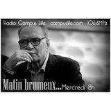 Matin brumeux...#11- Ennio Morricone -  Radio Campus Lille