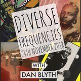 Diverse Frequencies 24th November 2018
