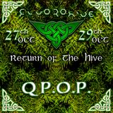 Q P.O.P. FLOUROHIVE PSY TECH MIX 29-10-017