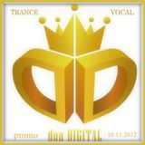 TRANCE VOCAL promo Don DIGITAL 10.11.2012