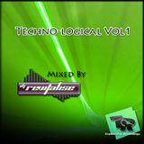 Techno-Logic Vol 1 (Mixed By DJ Revitalise) (2015) (Techno)