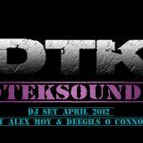 dj Set Duo dTeKsounds April 2012