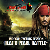 """INDOOR CYCLING SESSION 53 """"BLACK PEARL BATTLE"""""""