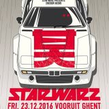 Icicle (Shogun Audio) @ Star Warz presents Shogun Audio Promo Mix (13.11.2016)