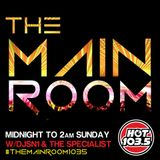 The Main Room EDM Show August 23rd 2015 HR1