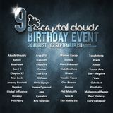 DoubleV - Crystal Clouds 9th Birthday