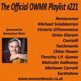 Playlist #221 Sponsored by Renascence Music