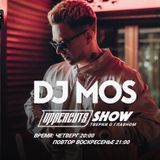 Black Star Radio x DJ Mos - UPPERCUTS Show by DJ MOS on Black Star Radio vol.001