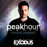 Peakhour Radio #099 - Exodus w / Rivero (Live from Miami)