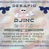 --DESAFIO DJINC 2016 -- Super Jumper Mix -- RIDER