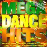 Mega Dance Hits  Megamix  by  DJ Dimas & J. Martinez.
