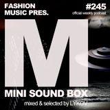 Lykov – Mini Sound Box Volume 245 (Weekly Mixtape)