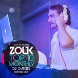 October 2015, Brazilian Zouk Top 10, Dj D