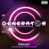 Generator September 2012 Podcast With Guests Vic Light & Luca Antolini - Free Download!