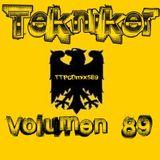 TTPCDmix589 Compiled & Mixed by Tekniker [2017] Volumen 89