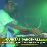 Mauro Telefunksoul ao vivo na Quintas Dancehall @Sunshine Bar Abril 2013