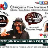 "Programa MkkStudio Show com Peida Na Tanga 04/FEV/2015 ""BANDA EL TIRO"""