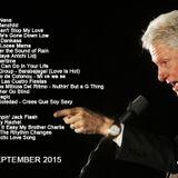 SONGS FOR SEPTEMBER 2015