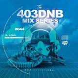 LOGO - 403DNB MIX SERIES #44 - FUSION V