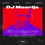 DJ Moortje - Eindejaarsmix 2017