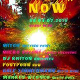 NOW¹¹ Jetzt Start - Live 05.07.2015 - oh no its morning