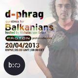 Balkanians on Proton Radio Guest Mix (April 2013)