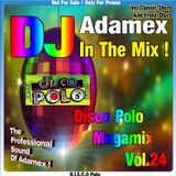 DJ Adamex - Disco Polo Megamix Vol.24