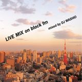 LIVE MIX on block fm