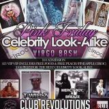 Celebrity Look Alike Promo Mixtape