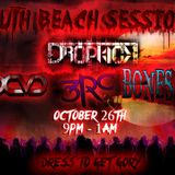 DropkicK @ South Beach Sessions Halloween (Live DJ Set)