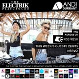 Electrik Playground 22/8/15 : Nervo Guest Mix