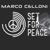SET FOR PEACE 2013 mixed by Marco Celloni