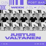 Post Bar Week - Justus Valtanen 26.05.20