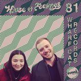House of Feelings Radio Ep 81: 1.19.18 (Wharf Cat Records)