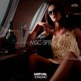Dj Matuya & Roma Mio - flight MSC-SPB #001