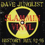 Slammin' Vinyl History Mix 92-95