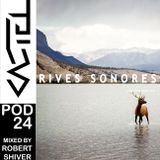 PODCASTEL #24 Mixed by ROBERT SHIVER