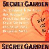 DJ Olly - Secret Garden Set 9/8/14