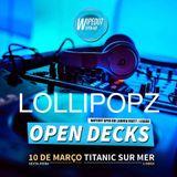 Open Decks Wipeout Lisboa Launch Party Lollipopz