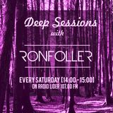 Deep Sessions with Ronfoller - 004 - 15.06.2013 radio Lider 107.0 FM (Baku)