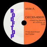 DEC 2015 * REGGAE * DUB * ROOFTOP SOUND UK free download on soundcloud