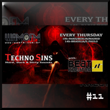 BeatKreator ST Techno Sins Cast 11 @ WAM FM