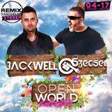 "2017.04.17. - Szecsei & Jackwell - OPEN WORLD ""EASTER VIBES"" - REMIX Club, Budapest - Monday"